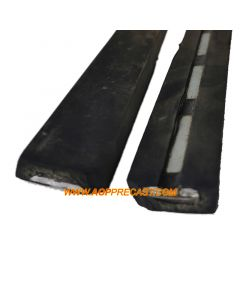 Trapezoid Rubber Magnetic Chamfer